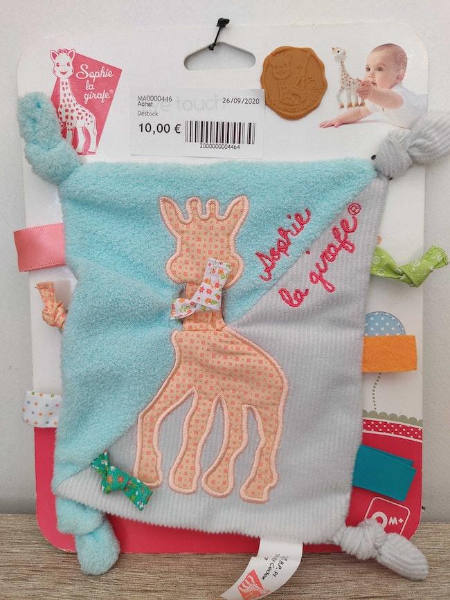 Doudou Sophie La girafe