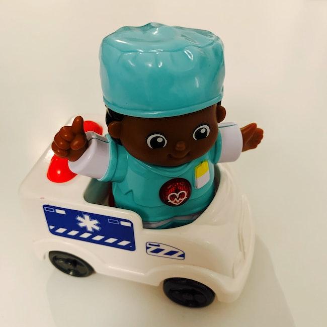 Tut Tut Copain «Peter et son ambulance»
