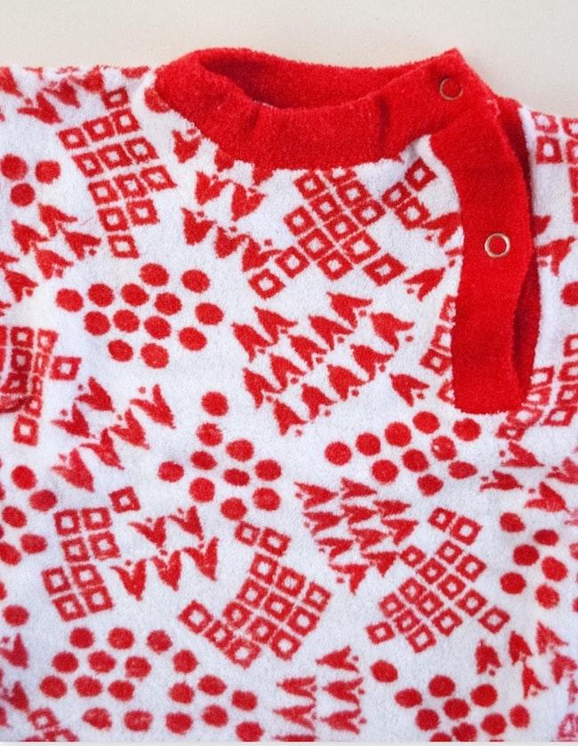 Pyjama éponge clochettes