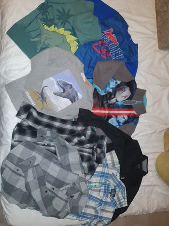 Lot vêtements garçon 6 ans
