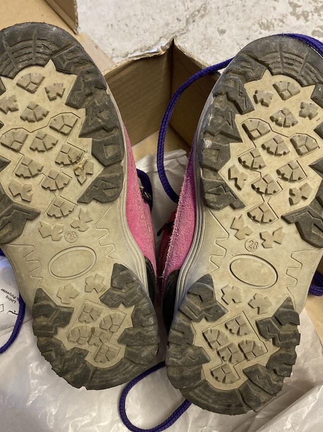 Chaussures randonnée 28