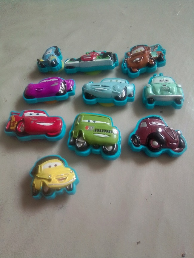 Ventouses Cars
