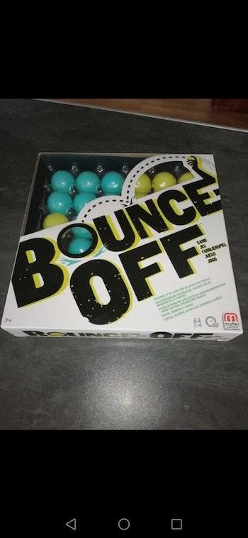 Jeu Bounce Off