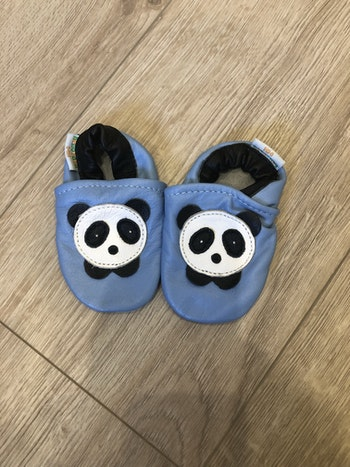 chausson garçon taille 0-6 mois