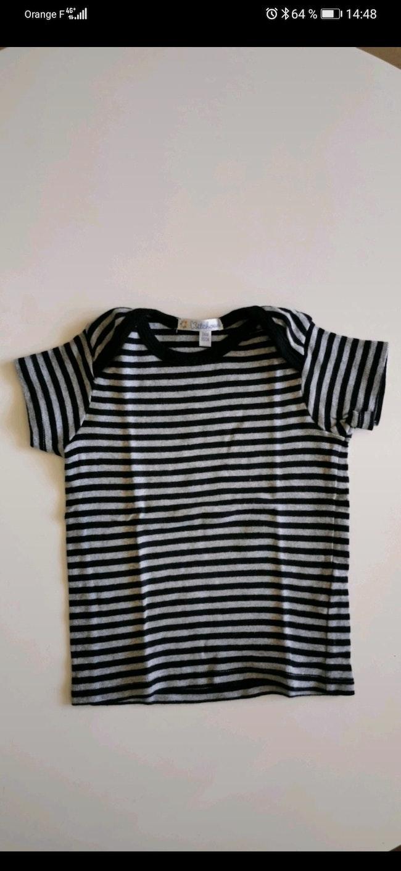 Tee-shirt Kiabi taille 24 Mois