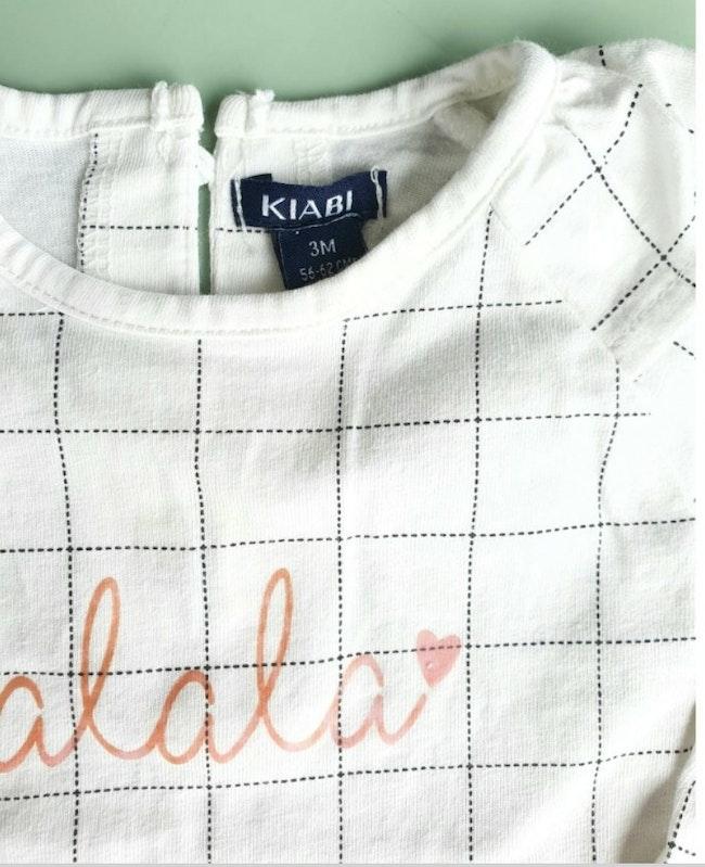 T-shirt 3 mois Kiabi