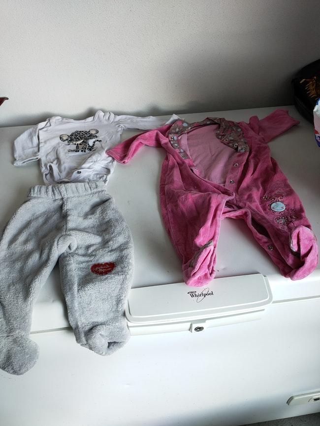 Vêtement fille 6 mois