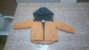 Manteau chaud Okaïdi 3 ans-parfait état