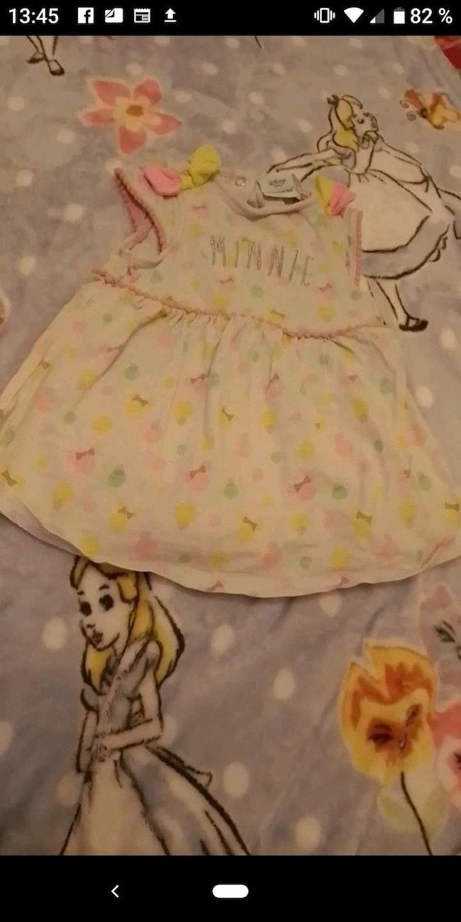 Barboteuse Disney Minnie 6 mois