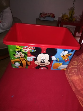 Caisse de mickey