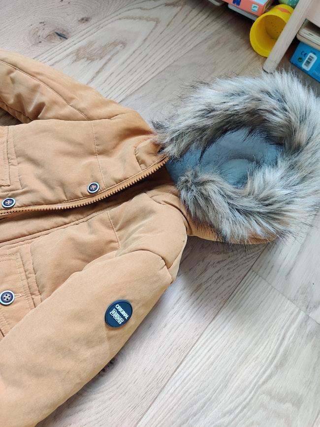 Manteau 12 mois