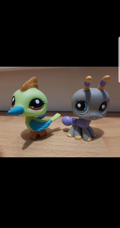 Lot de 14 figurines Littlest PetShop