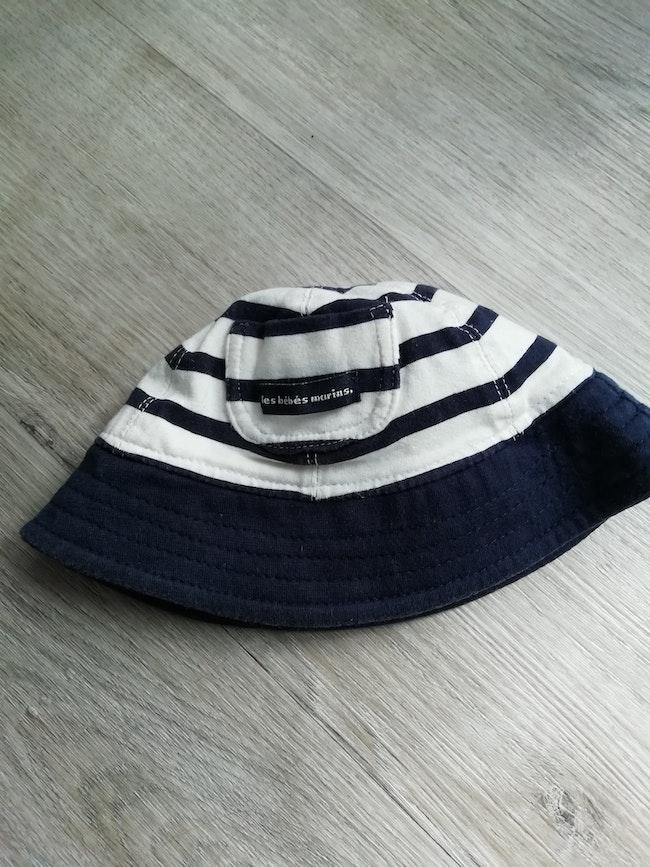 Chapeau garçon 6-12 mois
