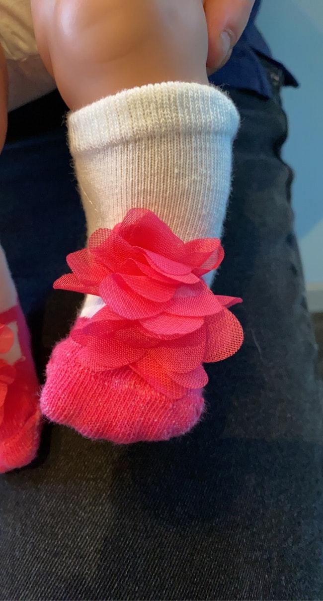 Bandeau neuf ensemble chaussettes