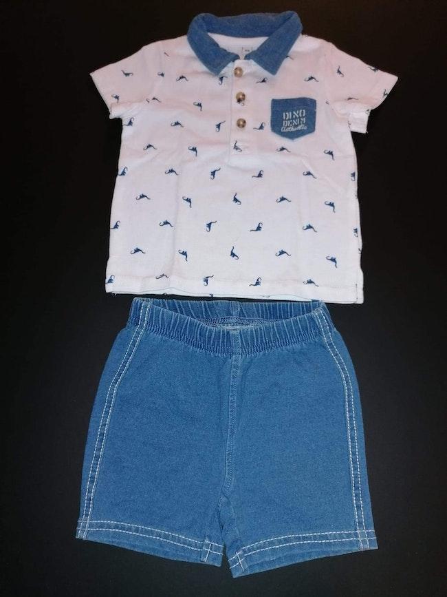 Ensemble short et t-shirt