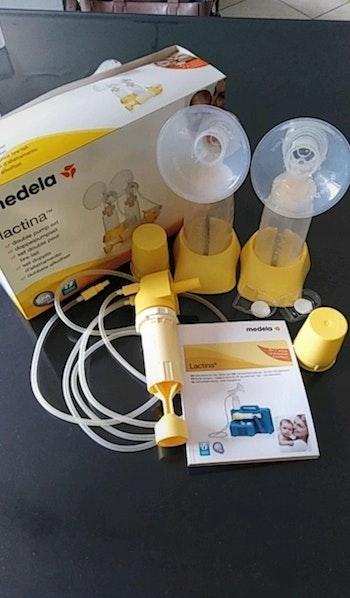 Kit pour tire lait Medela