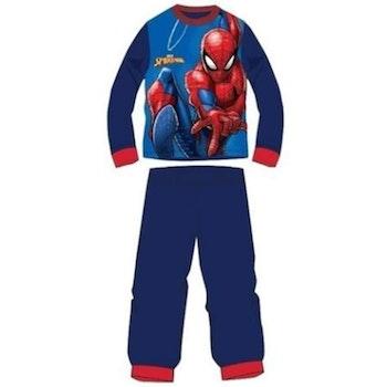 Pyjama polaire spiderman rouge 3 ans