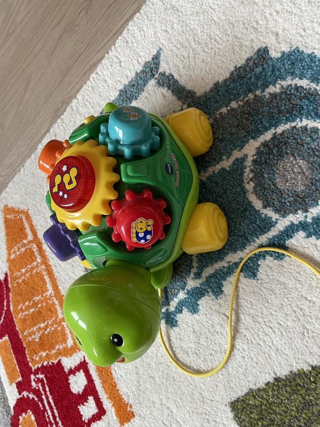 Jeux tortue musicale