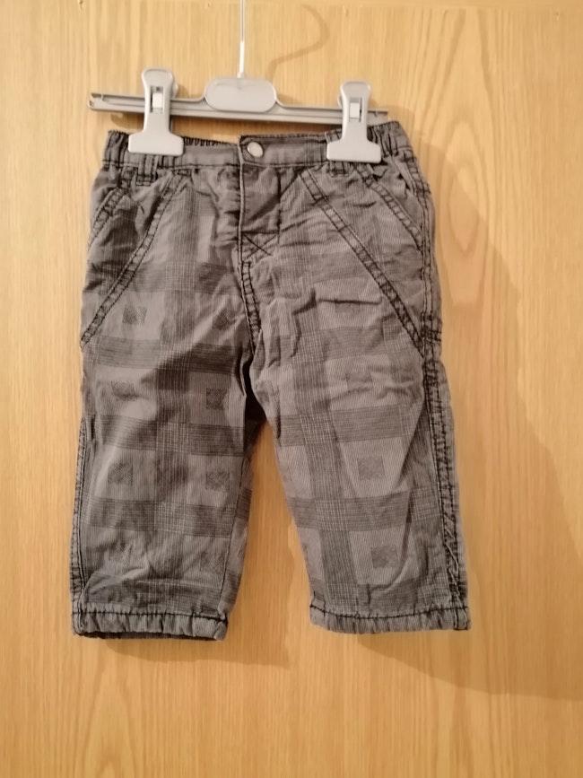 ) Pantalon 12 mois