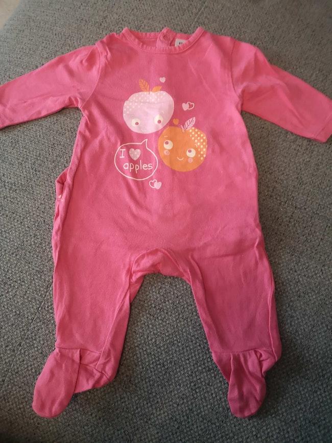 Pyjama léger naissance