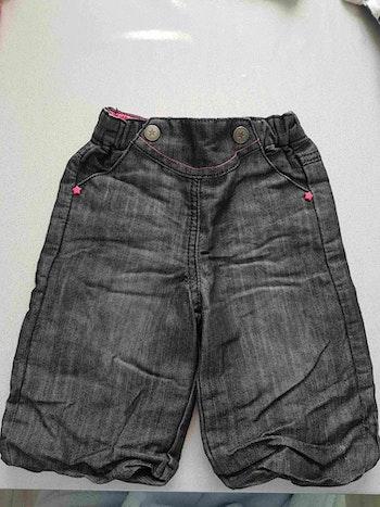 6 mois pantalon large