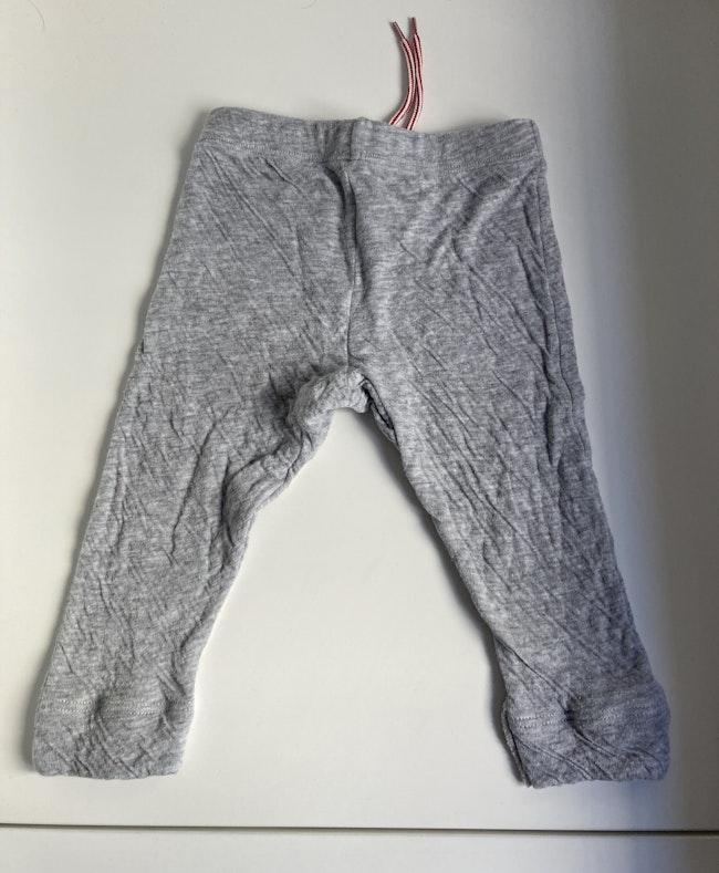 Pantalon gris Petit Bateau