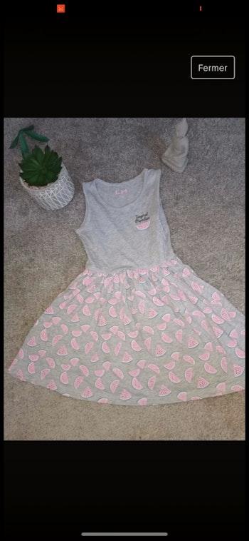 Petite robe 4ans