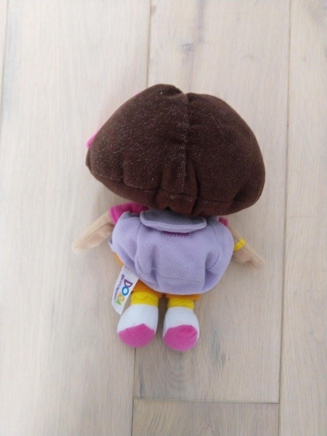 Peluche Dora 18 cm