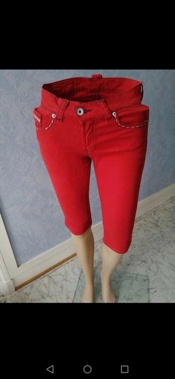 Short en jean 34