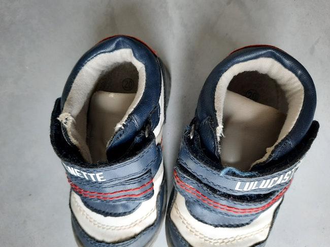 Chaussures Lulu garçon taille 20