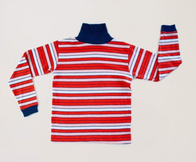 Pull mailles fines 70s