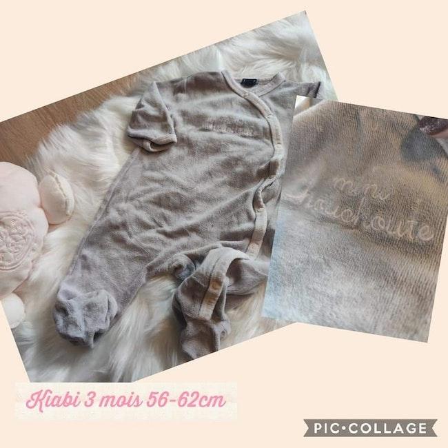 Pyjamas 3 mois
