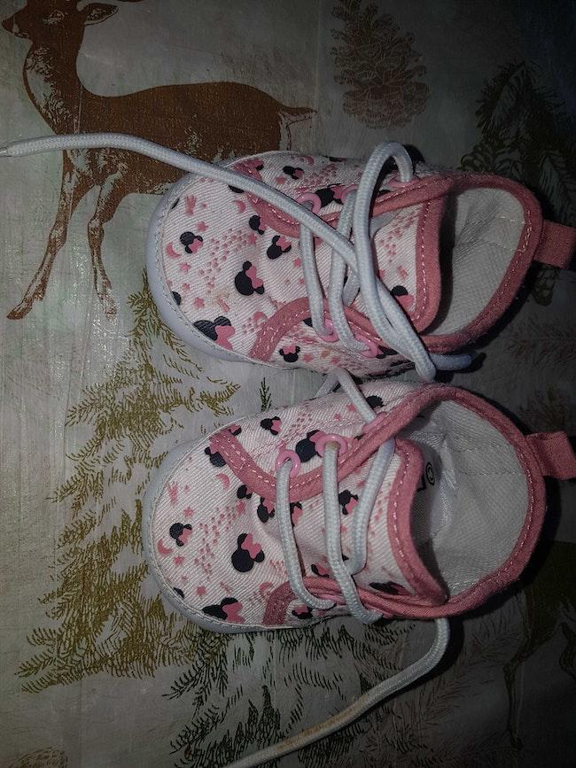 Chaussure Disney  minnie fille