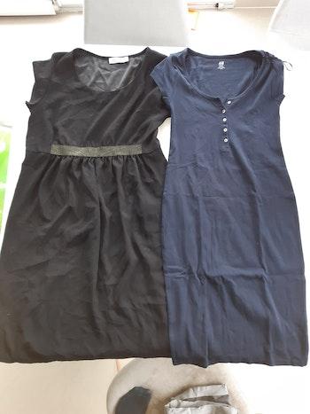 Lot robes de grossesse, taille M