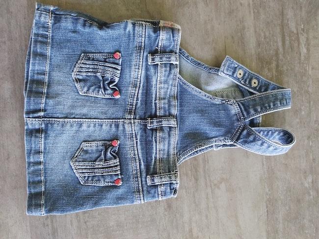 Robe en jean (marque Benetton)