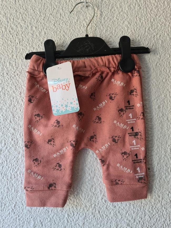 pantalon rose chaud bambi Disney