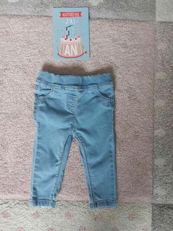 Jeans tape a l œil 12 mois