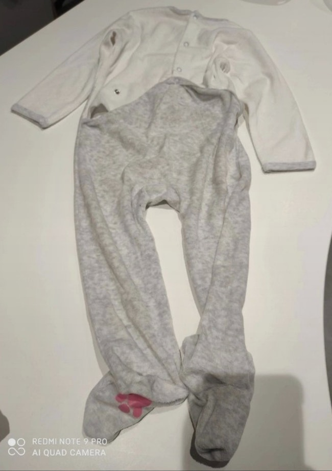 Pyjama Licorne doux et chaud Nickel 2/3 ans