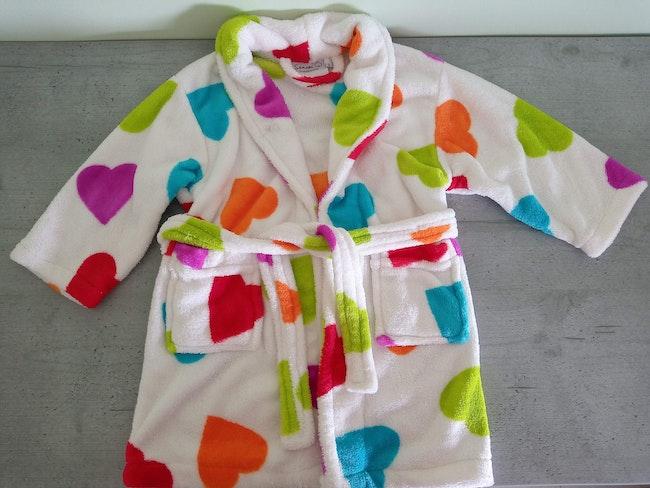 Robe de  chambre Fille 4ans Senseī