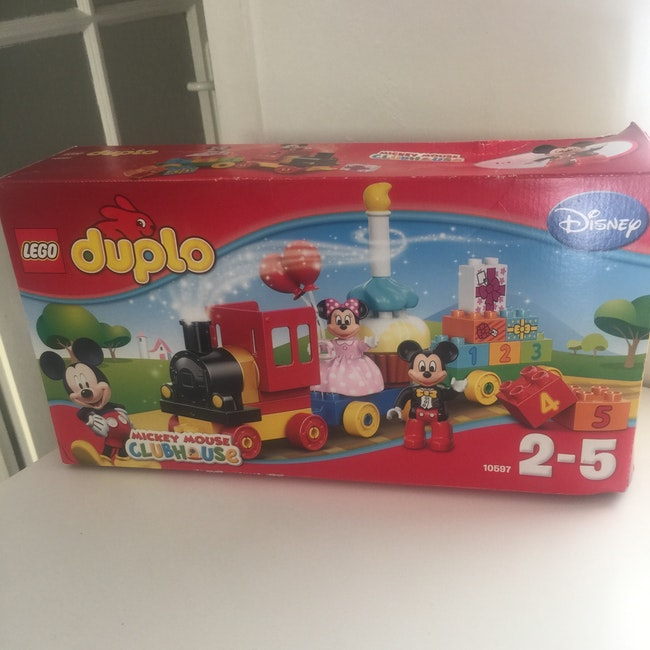 Lego duplo  Mickey mouse 10597