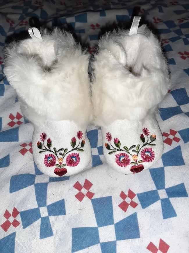 Chaussures fourré