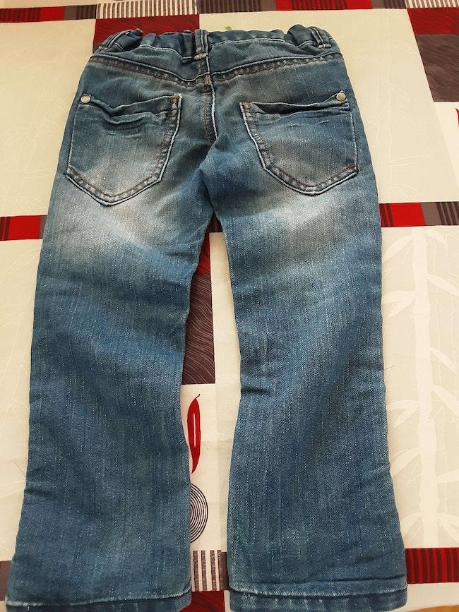 """Jeans """"Tape à l'oeil"""" 3 ans"""
