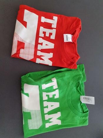 Lot de 2 tee-shirts 6 ans