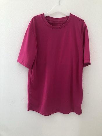 t-shirt anti Uv rose fille 10/12 ans fillle