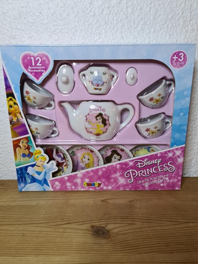 dînette porcelaine princesse Disney