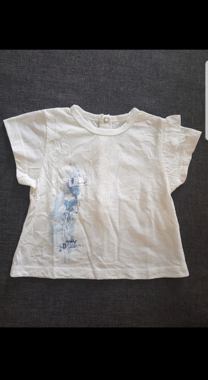 Tee-shirt fille 18 mois