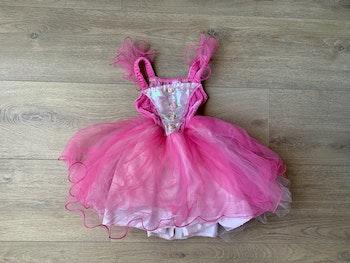Déguisement robe fée ou princesse rose