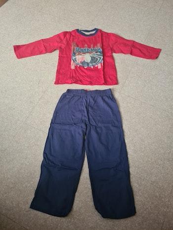 Pyjama spiderman taille 2/3 ans