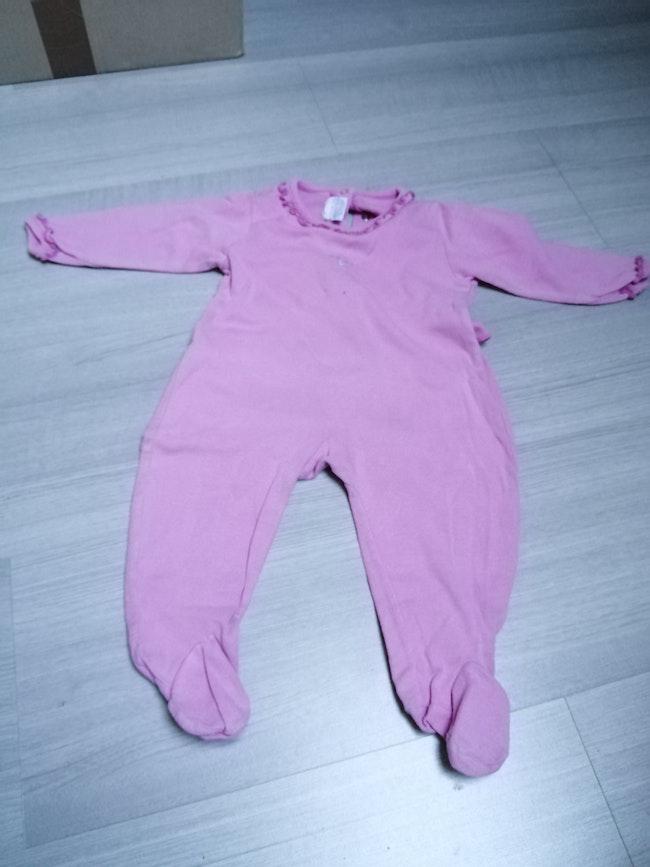 Pyjama rose 6mois