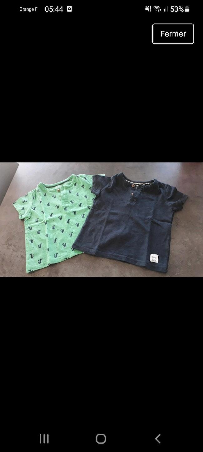 Lot 2 tee shirt